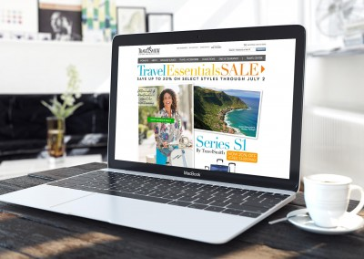 TravelSmith Website