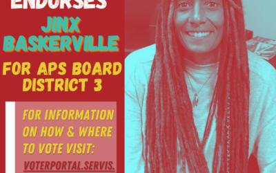 Immigrant Youth Endorse Jinx Baskerville for Albuquerque Public School Board District 3