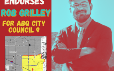 Immigrant Youth Endorse Rob Grilley for Albuquerque's City Council District 9