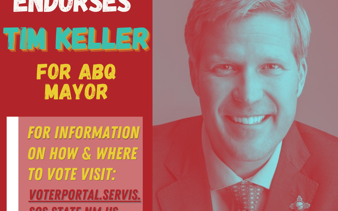 Immigrant Youth Endorse Tim Keller for Albuquerque Mayor