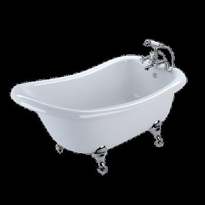 ornate standing bath transparent png 19 - R.D. Deep Clean