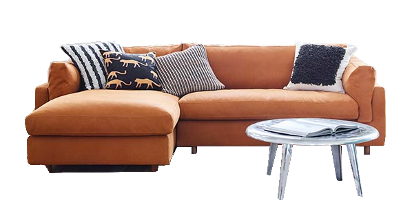 sofa transparent - R.D. Deep Clean