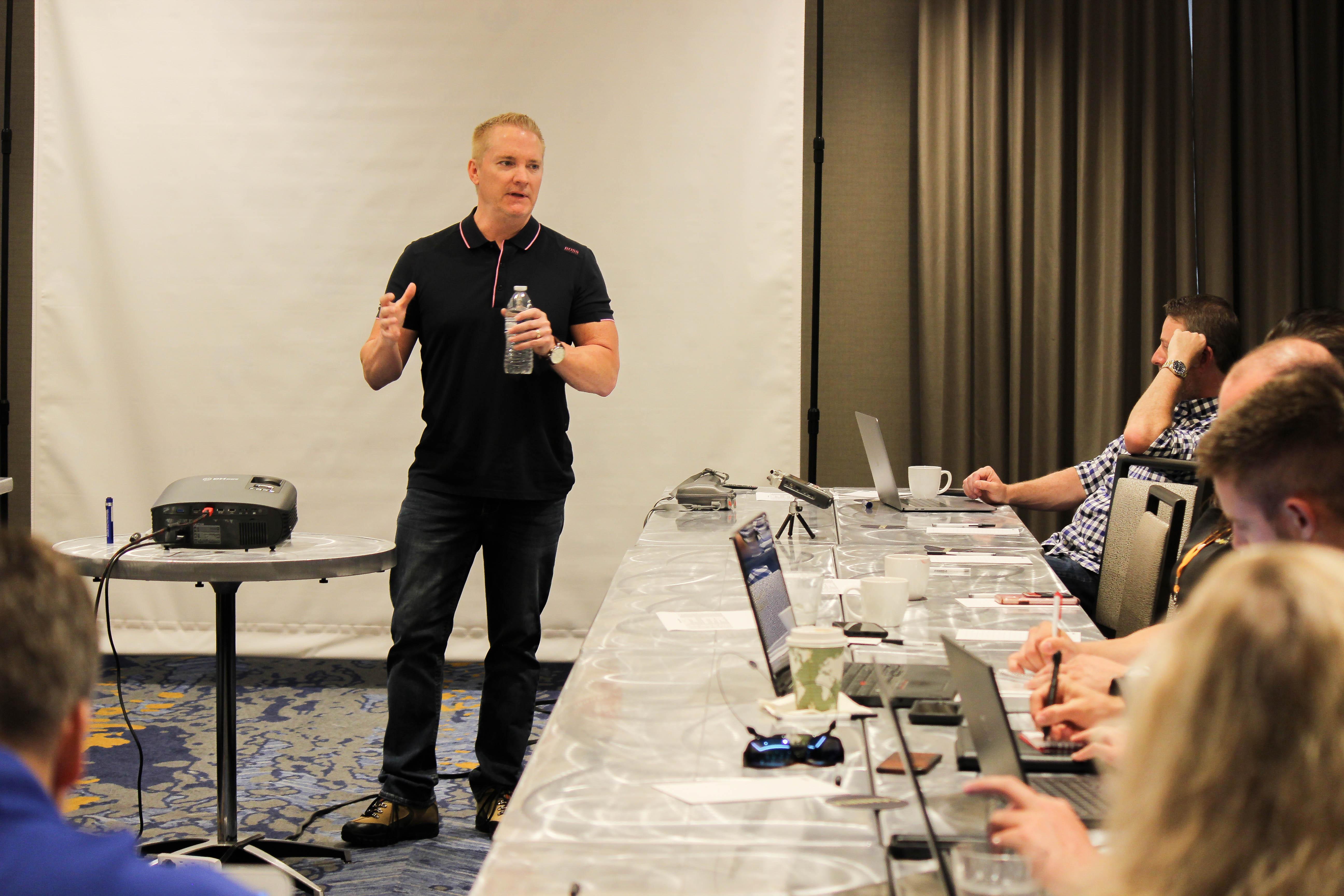Mike-Van-Norden-at-WeBuyHouses.com-Mastermind-Conference