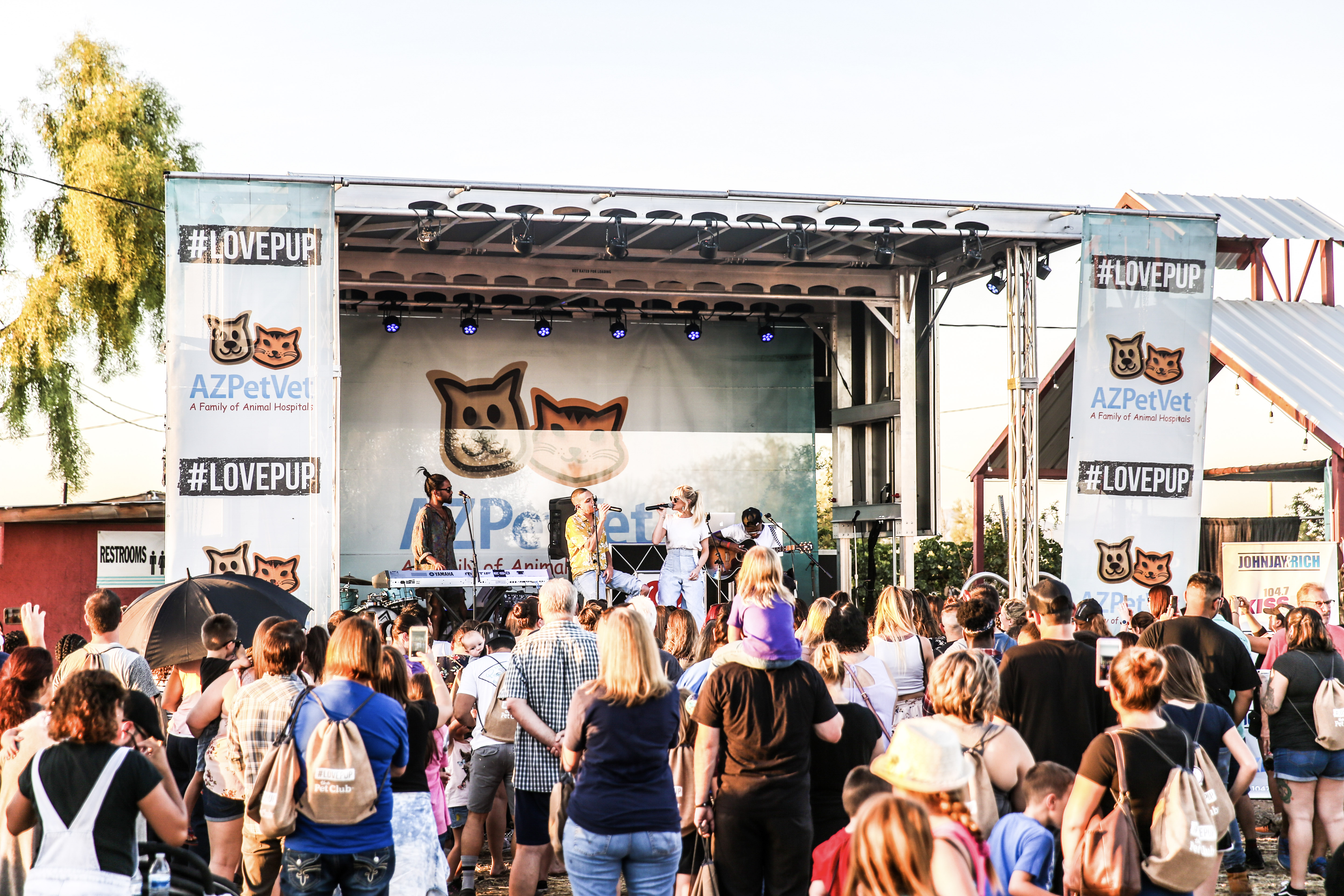 event and stage rentals