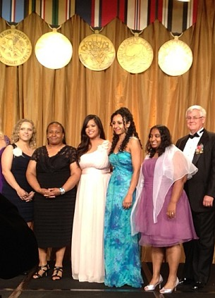 Caregivers On Stage
