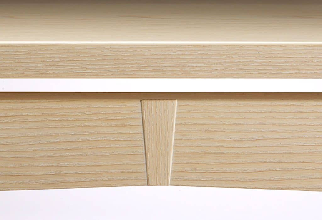 Ash Dining Table detail