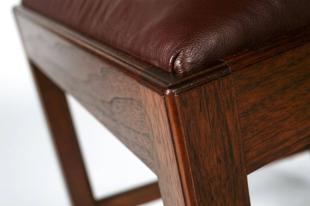 Walnut Side Chair
