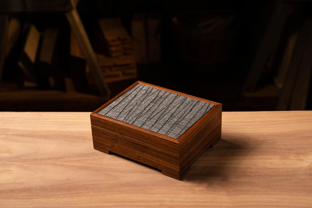 Rosewood Jewelry Box