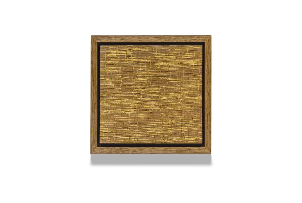 Textured Gold Oak 01 Wood Drawing