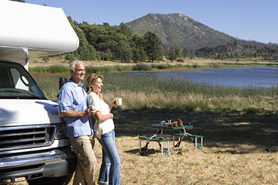 Hit the Road in a Recreational Vehicle