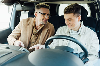 Teen Drivers- How to Help Keep Them and Our Community Safe