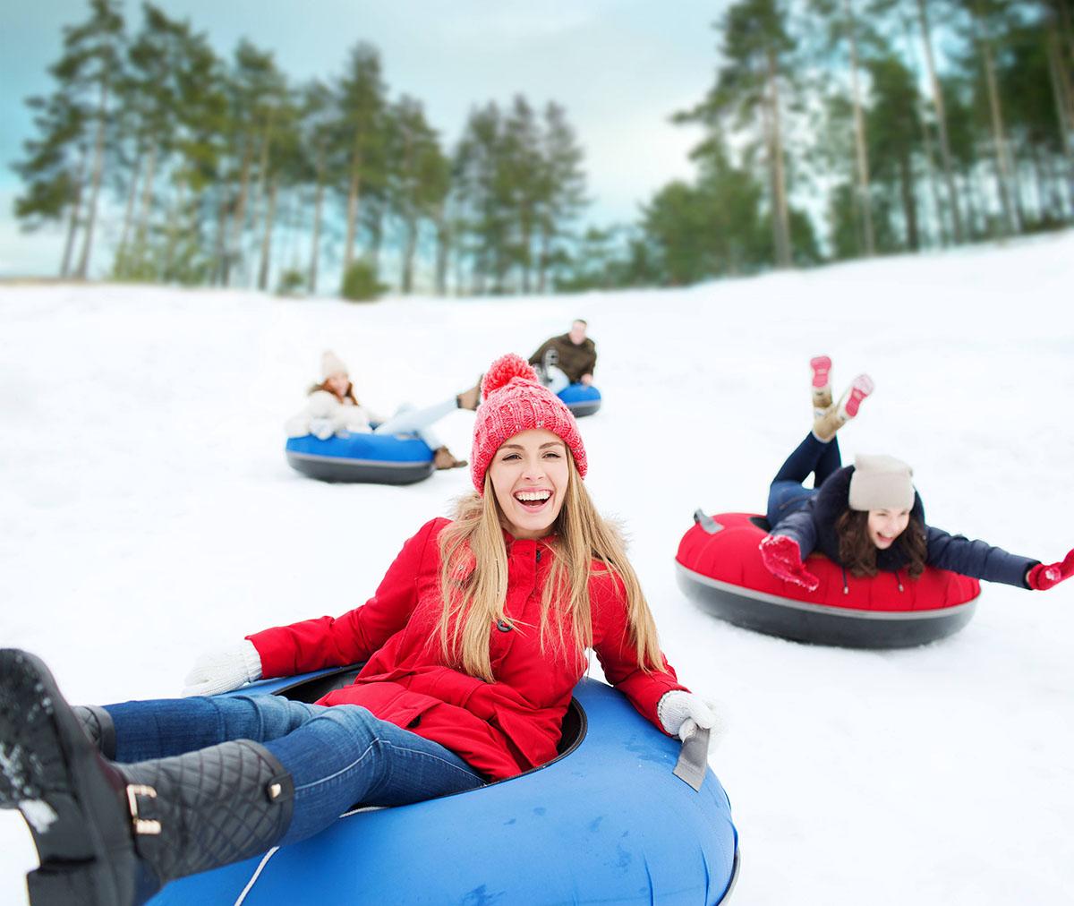 Winter Fun and Adventure