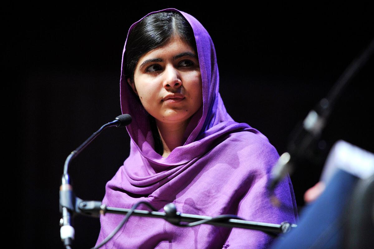 Malala Yousafzai, most influential teens