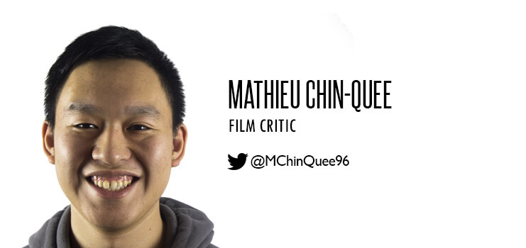 Mathieu Chin-Quee_Author