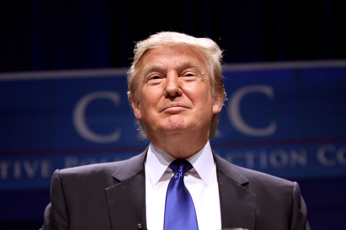 Donald Trump, white men in America, equality, palestine