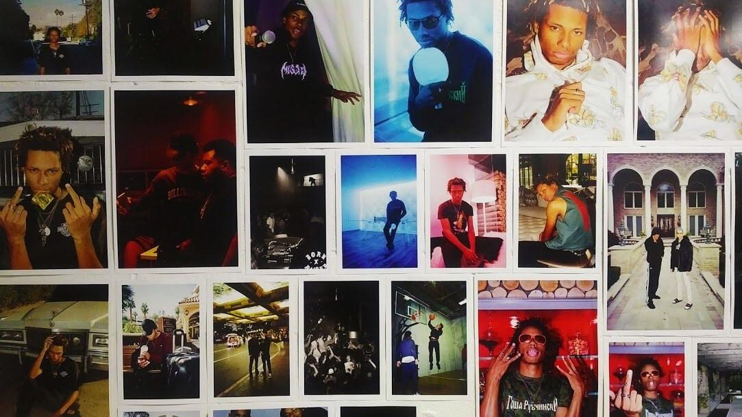 rapper Night Lovell