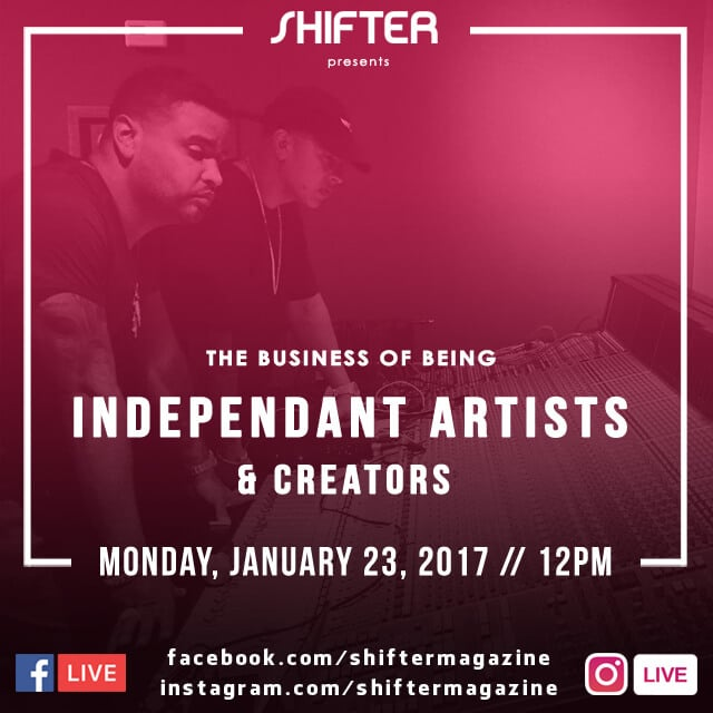 Independent Artists ad2
