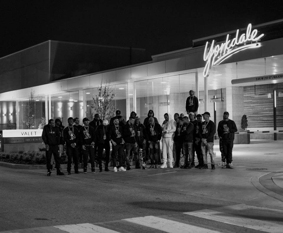 OVO Store opening at Yorkdale
