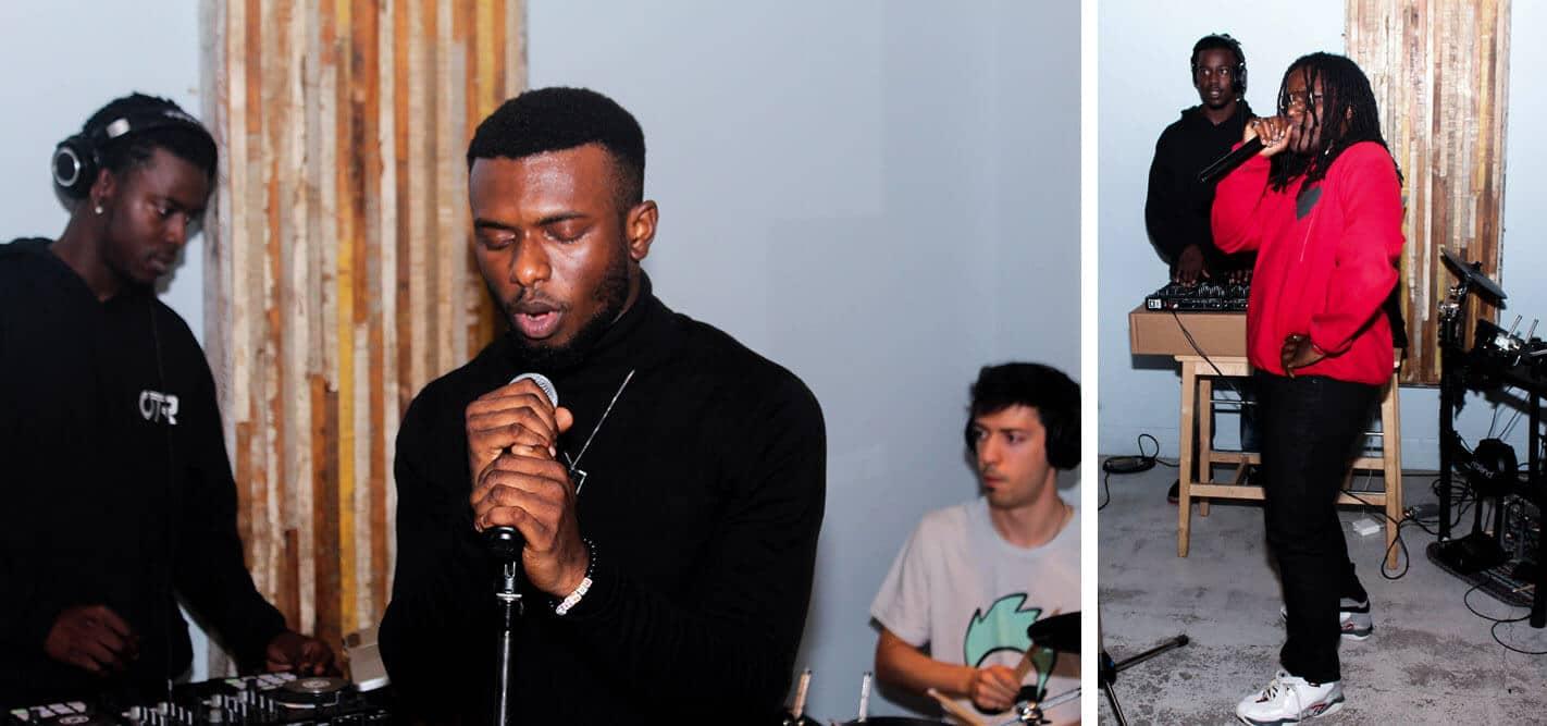 Morris Ogubwu and Black Irish at Marvest/Cityfolk