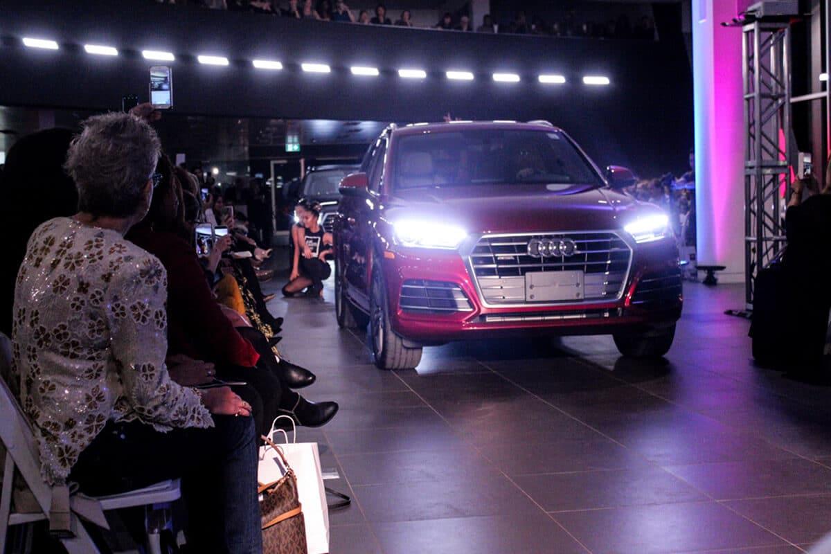Kania New York Fashion Week Encore