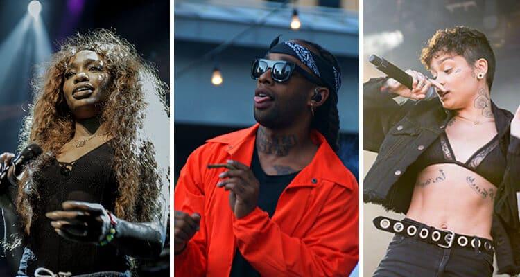 R&B ISN'T DEAD