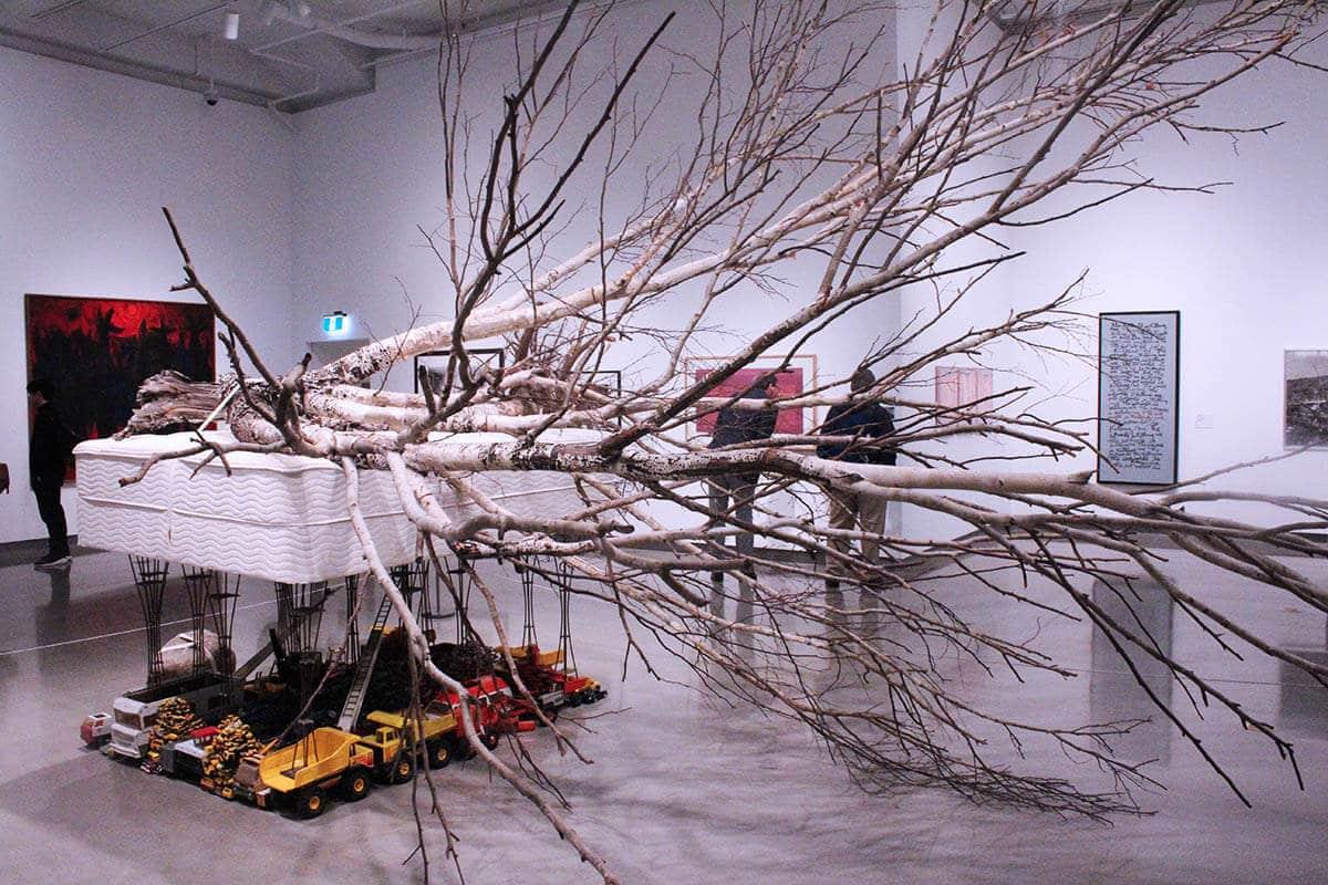 new ottawa art gallery opening