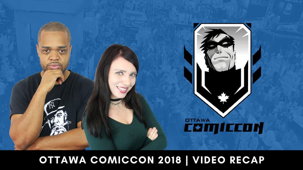 Ottawa Comiccon 2018