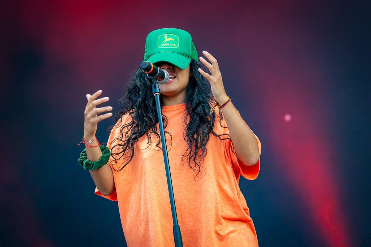 Jessie Reyez at Bluesfest