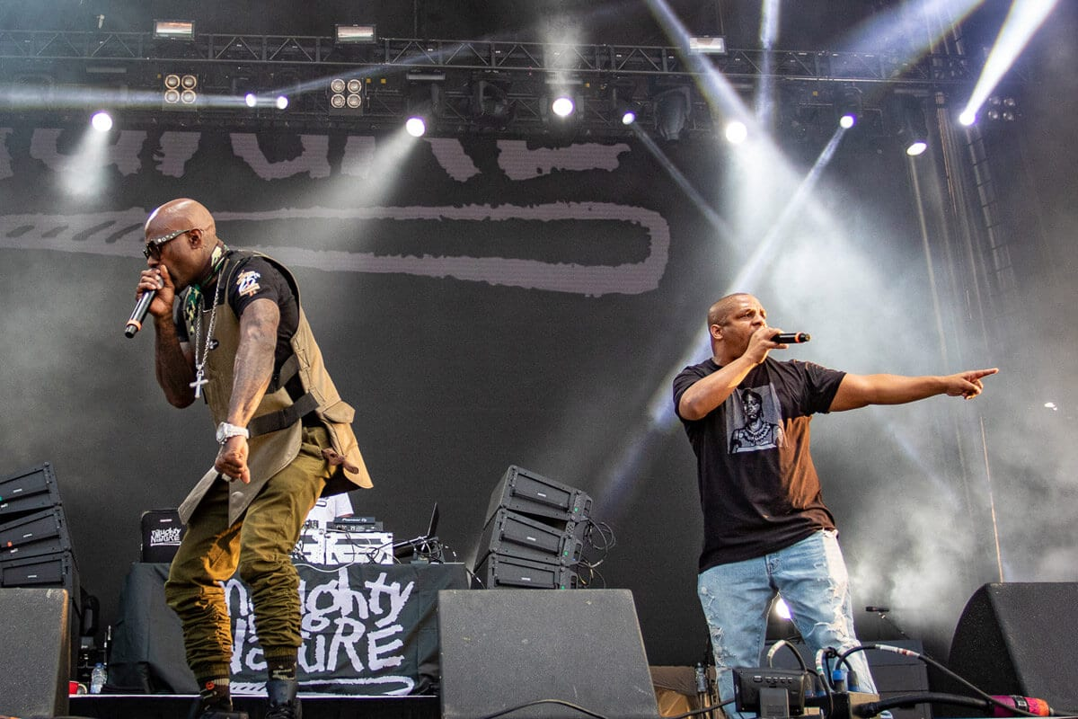 naughty by nature at bluesfest
