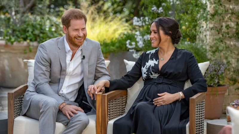 meghan markle and prince harry interview
