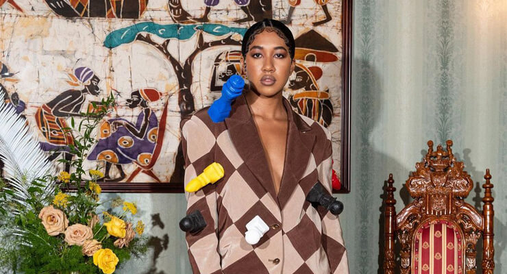 pyer moss fall couture collection
