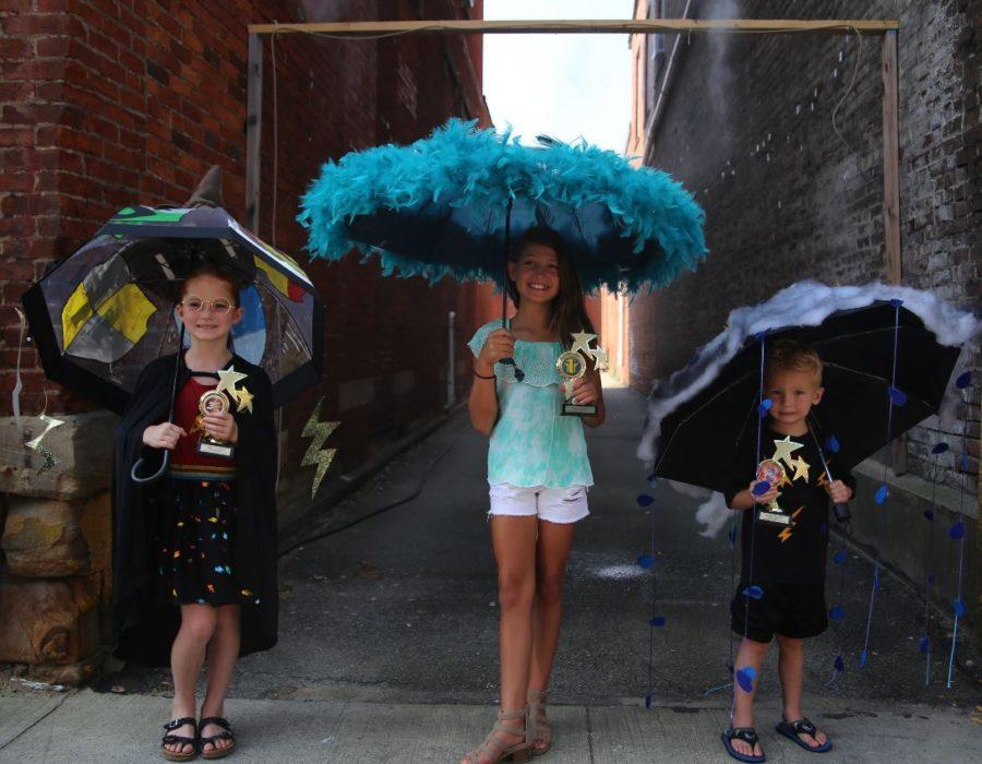 Umbrella Contest