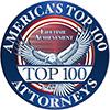 America's Top 100 Attorneys Lifetime badge
