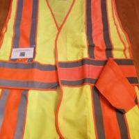 Legend Safety Vest Reflective ANSI Class 2 Emergency PPE
