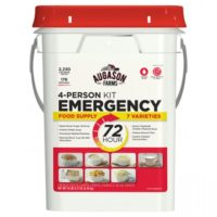 72-hr Emergency Food Supply Kit 4-person
