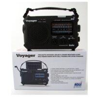 NOAA Weather Radio, Solar Dynamo, Shortwave, Flashlight