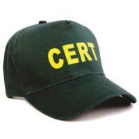 CERT Baseball Cap