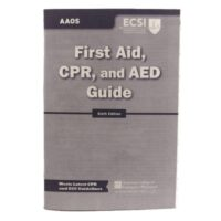 Pocket CPR-First Aid Guide Booklet
