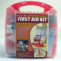 234 pc OSHA First Aid Kit in Carry Case