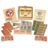 54-pc First Aid Essentials Kit