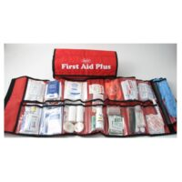 MFA-TK8-PL 105-piece First Aid Trauma Kit in Medical Sleeve from Sunset Survival and First Aid, Emergency Kits, Responder Kits, Classroom Safety, Disaster Preparedness