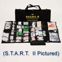 Deluxe START II Trauma Kit, 217 pieces
