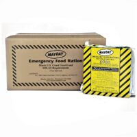 3600-cal Emergency Food Bars - Case of 20