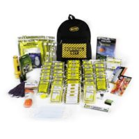 Deluxe 4-person Emergency Backpack Kit