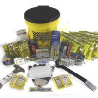 4-person Deluxe Honey Bucket Kit