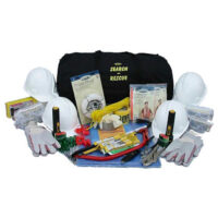 4-Person Deluxe Search and Rescue Kit in Duffel