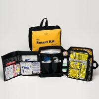 64-pc SMART First Aid Survival Kit