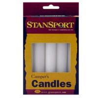 Slow-Burning Emergency Candles