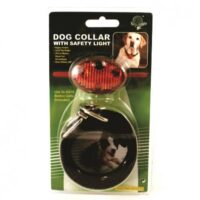 Dog Safety Collar with Light
