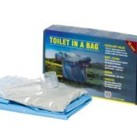 Cleanwaste Toilet in a Bag